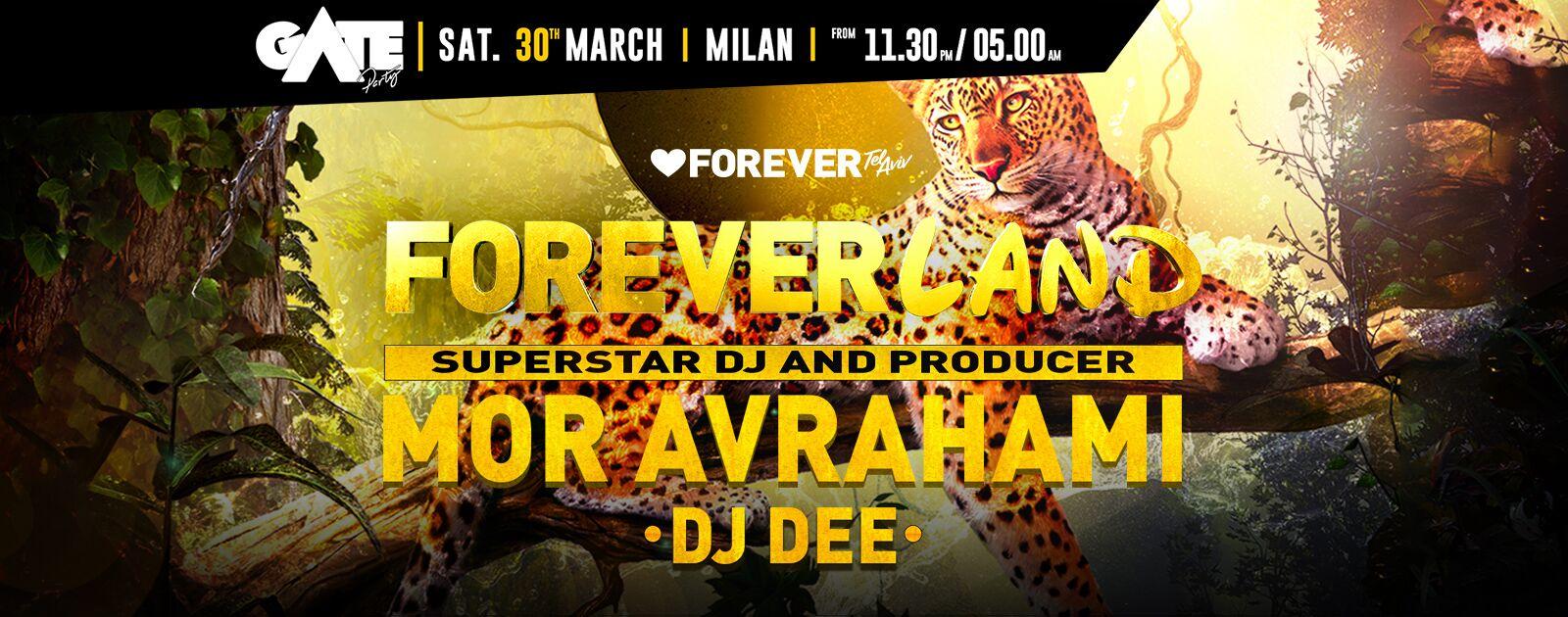Forever Tel Aviv - Milano