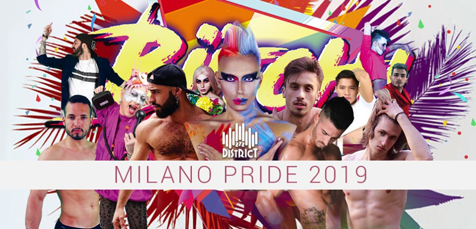 Biitch Pride Party