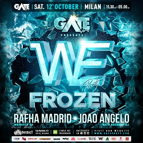 WE Party Frozen Milano