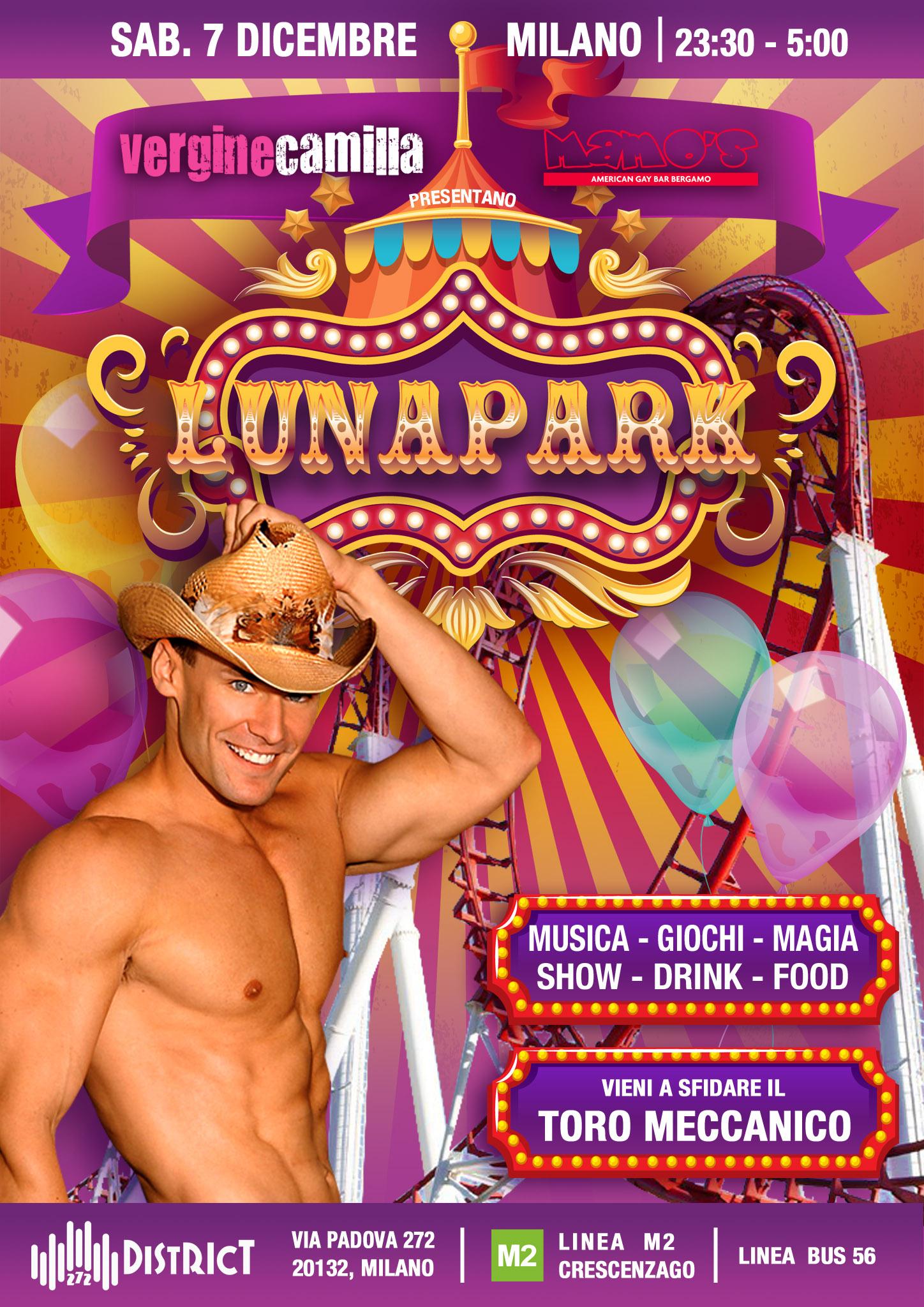 LUNAPARK flyer