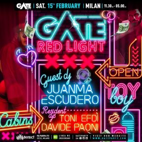 gate party red light