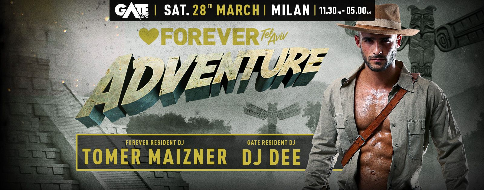 Forever Tel Aviv Milano
