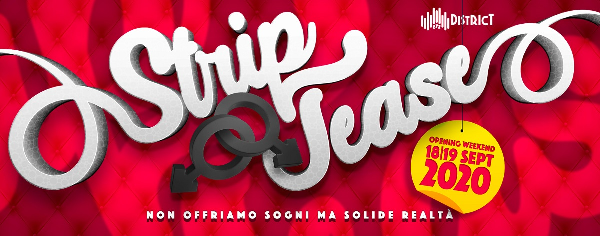 STRIPTEASE PARTY MILANO